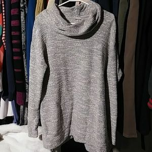 Salt and Pepper color sweater