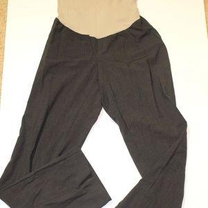 Motherhood Dark Gray Pants~Maternity