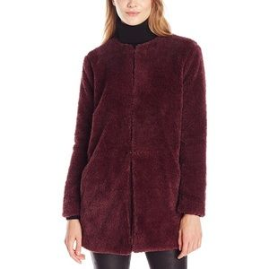 NWT Merrill Wubby Teddy Bear Coat
