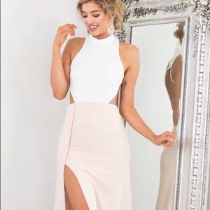 Beautiful backless Maxi Dress from Showpo NOT Zara