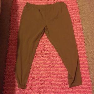 Pants - Tan leggings