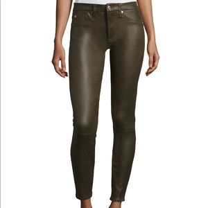 7 For All Mankind Faux Leather Pants