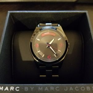 Marc by Marc Jacobs Watch Women Baby Black Dial