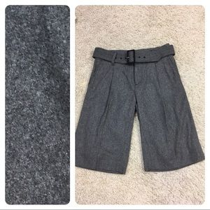 Marc Jacobs wool blend shorts