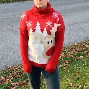 Adorable Ugly Christmas Sweater! NEW!