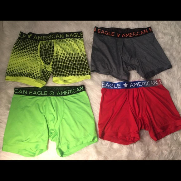 349b5ad61451 American Eagle Outfitters Other - American Eagle men's Xl boxer briefs set  of 4