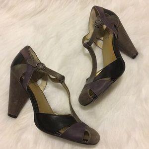 Seychelles T-Strap Heels