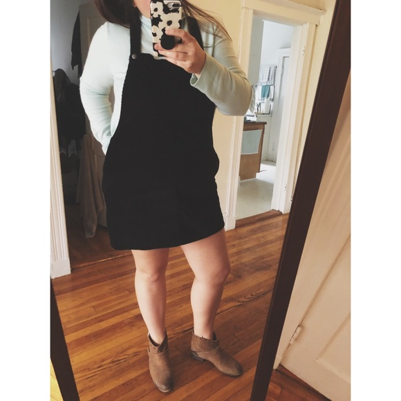 Forever 21 Dresses Nwot Plus Size Overalls Dress Poshmark