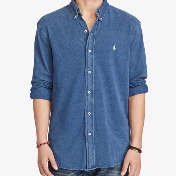 2c0907a3b62 Polo by Ralph Lauren Shirts