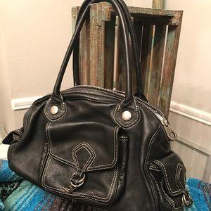 👏🏼PRICE DROP👏🏼Marc Jacobs Black Leather Bag
