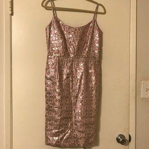 Holiday season ready Marc Jacobs dress
