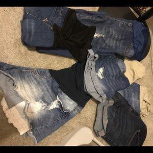 Pants - Maternity bottoms