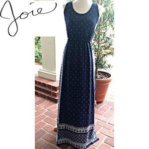 Gorgeous 100% Silk JOIE Dress Sz. XS