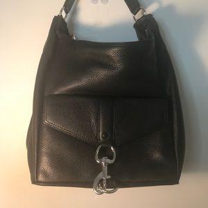 Rebecca Minkoff Black Leather Bag NWOT