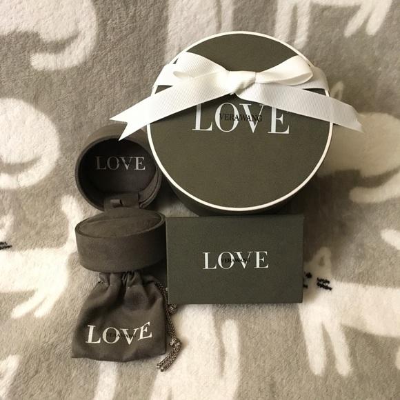 Vera Wang Jewelry Love Ring Box Set Poshmark