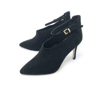 Asos Suede Ankle Strap Silettos Heels