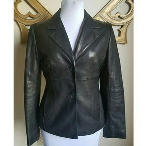 BP leather jacket