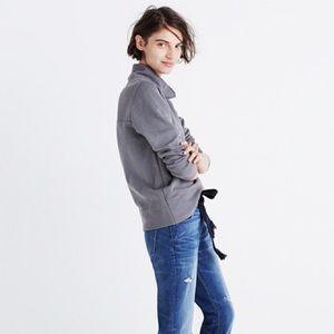 Madewell Garment Dyed Sweatshirt