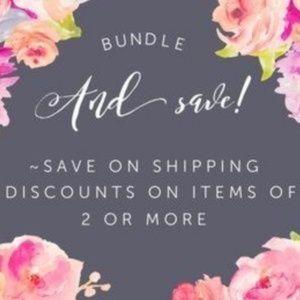 Bundle discounts!
