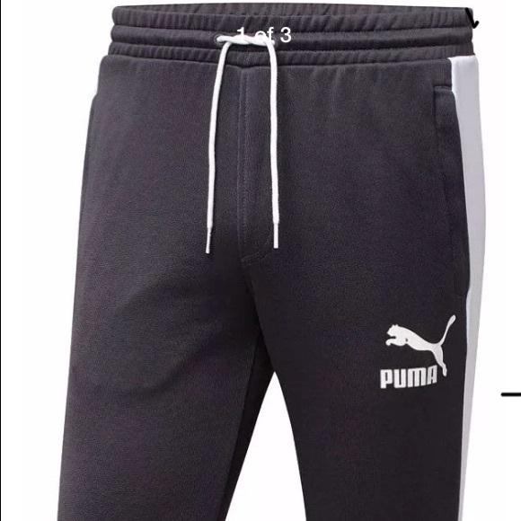 99485f452b3a Puma Men s Archive T7 Track Pants