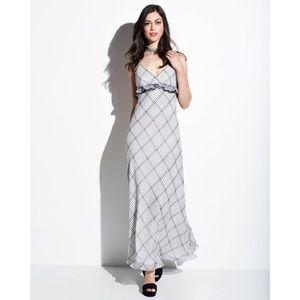 BNWT Max Studio Printed Maxi Dress
