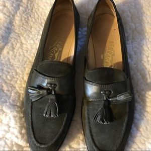 Authentic Ferragamo loafers