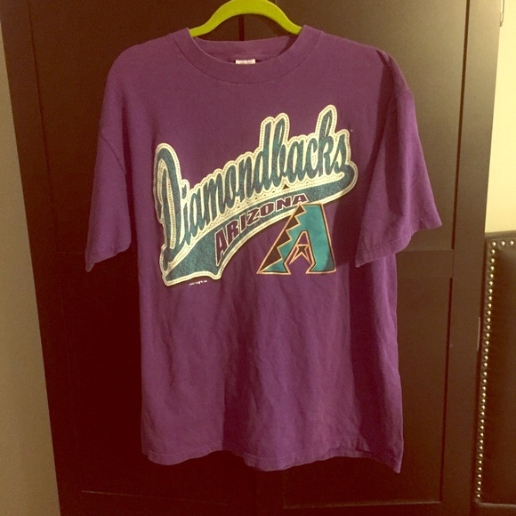 Vintage Arizona Diamondbacks Single Stitch tee ofmX6qA