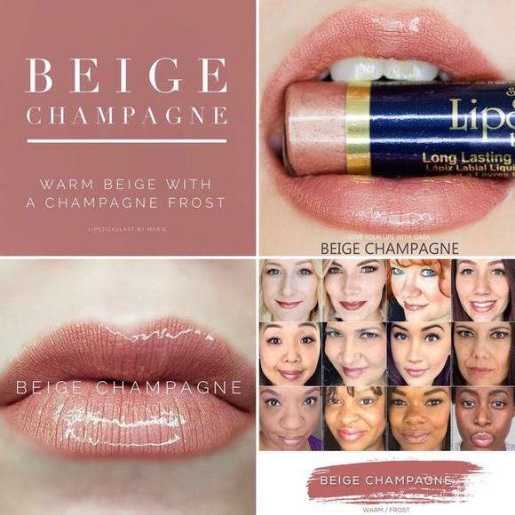 LipSense Color: Beige Champagne