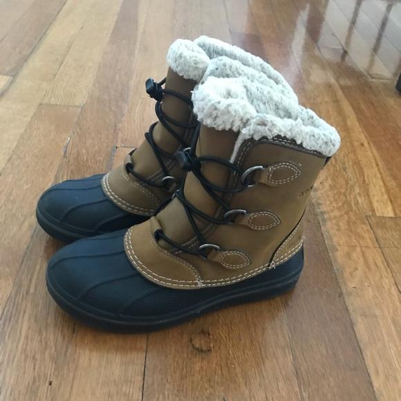 CROCS Shoes | Boys Croc Snow Boots