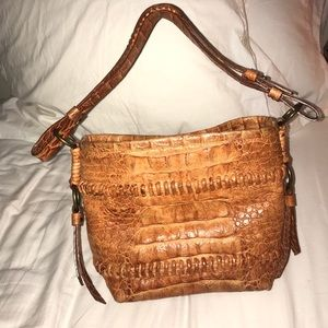 Small leather purse from the 80s