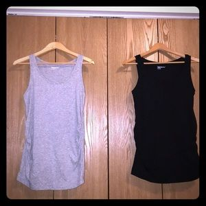 Two for One! Gap Maternity Body Tank NWOT