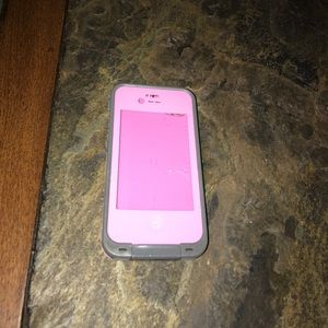 iphone 4 and 4s lifeproof case
