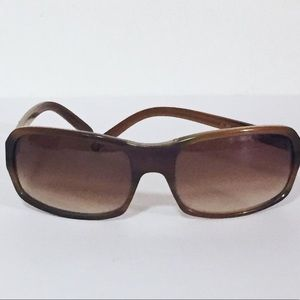 Chloe vintage brown tortoise sunglasses cl2114