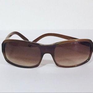 Chloe vintage brown tortoise sunglasses cl2114