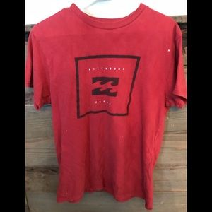 Men's Billabong fitted tee