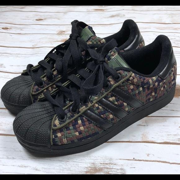 66a43dde74687 adidas Shoes | Superstar Digital Camo Rare | Poshmark