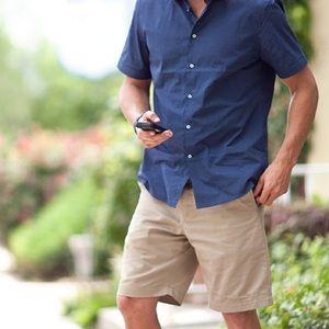 Vans Men's Kaki shorts