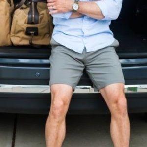 Vans Men's Gray Shorts