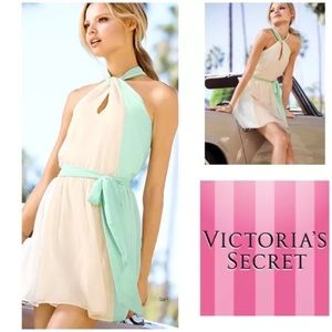 Victoria's Secret Halter Dress