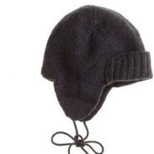 2b70cc1ef J. Crew Knit Fleece Lined Trapper Hat
