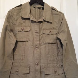Eddie Bauer light weight field jacket