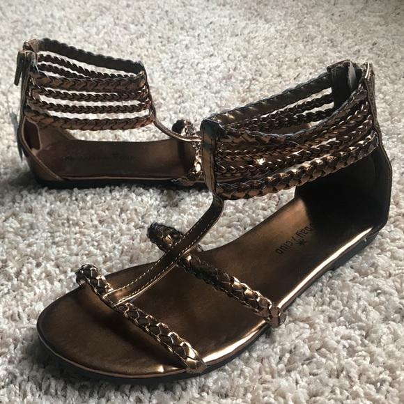 d6e4c9057 Never worn gladiator sandals
