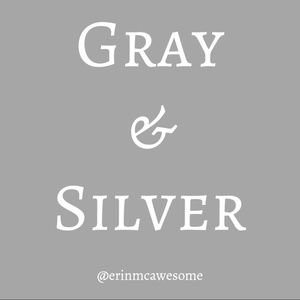 Other - Gray & Silver ➡️