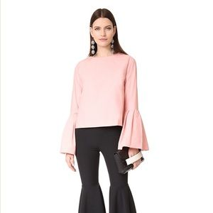 Small :: STYLE MAFIA :: flare bell sleeve top