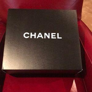 Chanel purse box