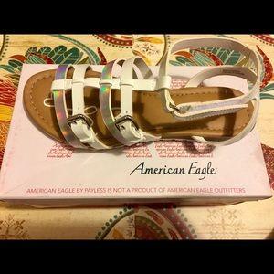 Girls American Eagle Sandals