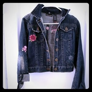 Beautiful DKNY Jean Jacket