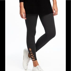 🆕 Jersey Cut-Out Ankle Leggings !