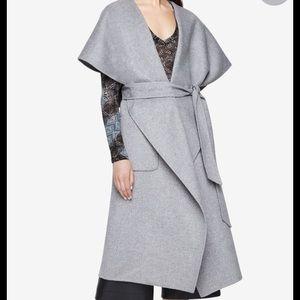 BCBG MaxAzria Nadia Wrap Coat