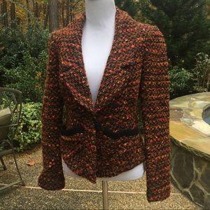 Nanette Lepore Blazer jacket Size-4 Anthropologie